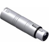 VC150-P - Adapter Xlr Male 3 Pin - Xlrfemale 5 Pin Dmx - 25pcs Pack