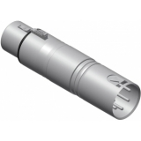 VC155 - DMX adapter - 5-pin XLR male - 3-pin XLR female - Adapter