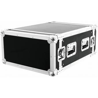 ROADINGER Amplifier Rack PR-2ST, 6U, 57cm deep
