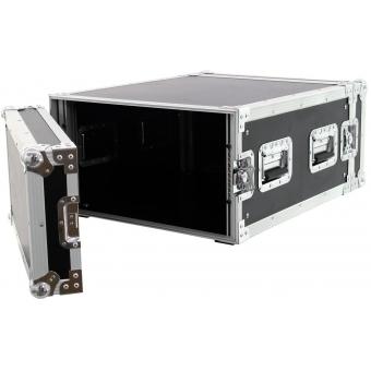 ROADINGER Amplifier Rack PR-2ST, 6U, 57cm deep #6