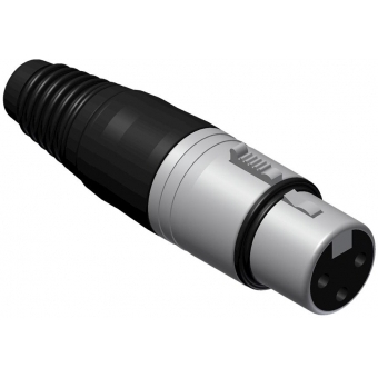 VC3FX-P - Connector Xlr Female - 50 Pcspack
