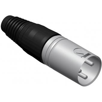 VC3MX-P - Connector Xlr Male - 50 Pcspack