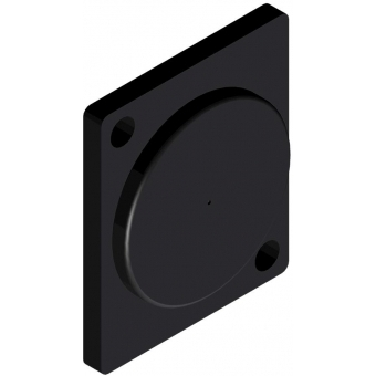 VCD10-P - D-size Blind Plate - 100 Pcspack