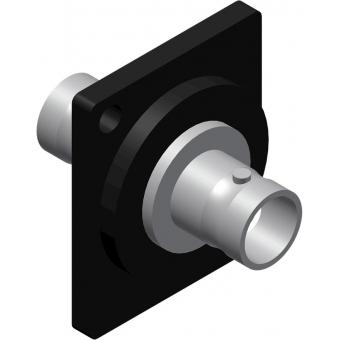 VCD30-P - D-size Bnc Double Femaleconnector - 25 Pcs Pack