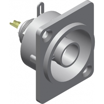 VCD72 - D-size Bnc Female Connector -metal