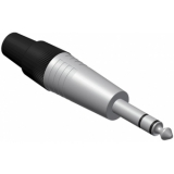 VCJ3MX - Connector 6.3mm Jack Malestereo