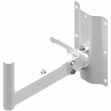 WLB35/W - Speaker Wall Mount Bracket - 35 Mm Pole - 350 Mm - White