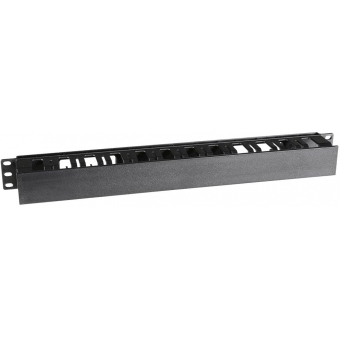 "BCO101 - 19"" 1u Horizontal Cable Management"