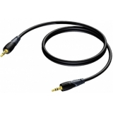 CLA716/0.7 - Mini Jack Male Stereo - Mini Jack Male Stereo - 0.75m