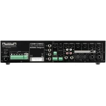 COM12MK2 - Public Address Amplifier 120w 100v - Eu Version