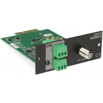 DMP40 - Sourcecon™ Dab/dab+/fm Tuner Module