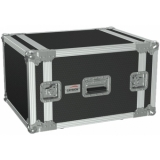 "FC108/B - 19"" Flightcase - 8he - 507mm Depth - Black"