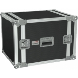 "FC110/B - 19"" Flightcase - 10he - 507mm Depth - Black"