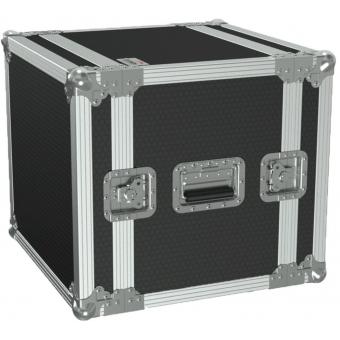 "FCX110/B - 19"" Flightcase - 10he - 360mm Depth - Black"