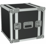 "FCX110/B - 19"" Flightcase - 10he - 360mm Depth - Black"