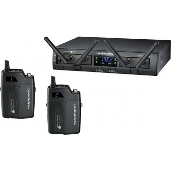 System 10 PRO- Sistem wireless cu doua beltpack-uri ATW-1311