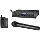 System 10 PRO - Sistem wireless cu beltpack si microfon de mana