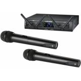 System 10 PRO - Sistem wireless cu doua microfoane de mana ATW-1322
