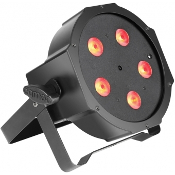 Cameo FLAT PAR CAN TRI 5x3W IR RGB