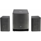 "LD Systems DAVE G3 Series -Compact 15"" active PA System XMAS"