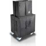 "Huse pentru LD Systems DAVE G3 Series - Compact 15"" active PA System"