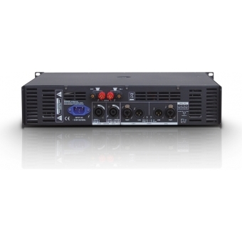 LD Systems DEEP2 Series - PA Power Amplifier 2 x 300 W  2Ohm #2