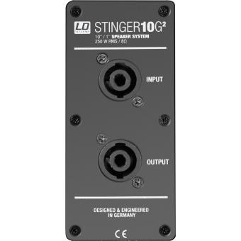 """LD Systems STINGER G2 Series - 10"""" PA Speaker passive #3"""