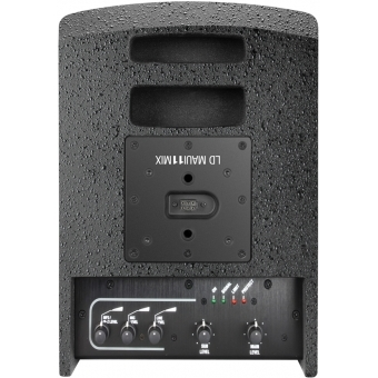 LD Systems MAUI 11 MIX - Compact Column PA System active with integrated 3-channel Mixer black #5