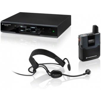 Sennheiser ew D1-ME3 Wireless Headmic Set