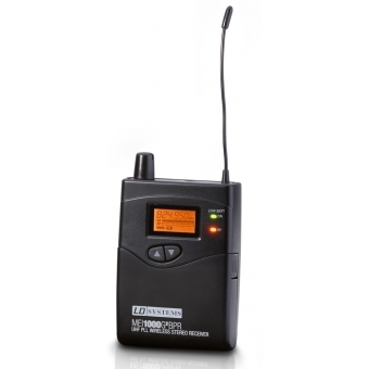 LD Systems MEI 1000 G2 - In-Ear Monitoring System wireless #3