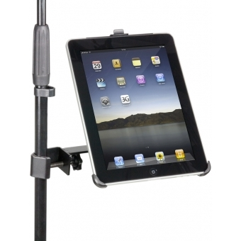 Stativ pentru iPad 1,2 & 3 cu prindere pe stativul de microfon #2