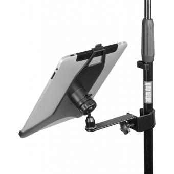 Stativ pentru iPad 1,2 & 3 cu prindere pe stativul de microfon #3
