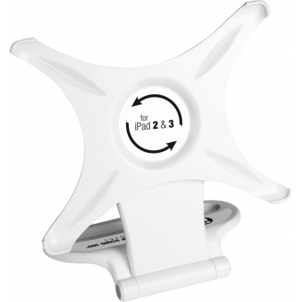 Stativ iPad 2&3 alb