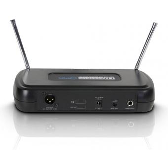Sistem wireless de microfon cu beltpack si headset #2