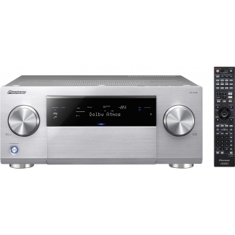 9.2-Channel AV Receiver with Ultra DAC, Dolby Atmos upgradable