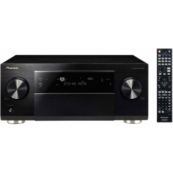 7.2-Channel AV Receiver with Ultra HD 4K SC-1224-K