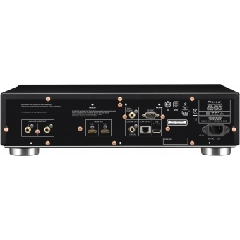 Blu-ray 3D Disc Player with Network Features BDP-LX58-K #2