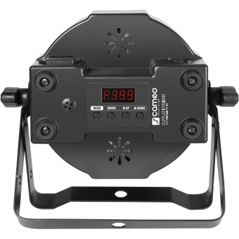 Cameo FLAT PAR CAN TRI LED 3W IR - 7 x 3 W - black #3