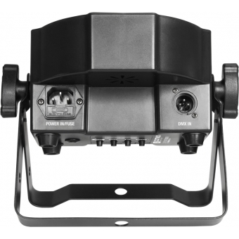 Cameo FLAT PAR CAN TRI LED 3W IR - 7 x 3 W - black #4