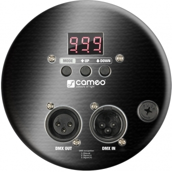 Cameo PAR 64 CAN - 183 x 10 mm LED PAR Black #3