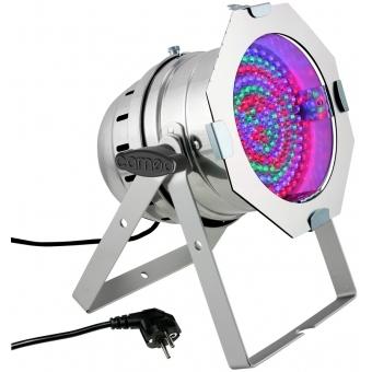 Cameo PAR 64 CAN - 183 x 10 mm LED PAR Polished