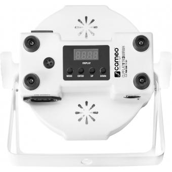 Cameo FLAT PAR CAN TRI LED 3W IR - 7 x 3 W - white #3