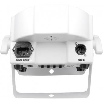 Cameo FLAT PAR CAN TRI LED 3W IR - 7 x 3 W - white #4