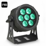 Cameo Outdoor FLAT PRO PAR CAN 7 IP