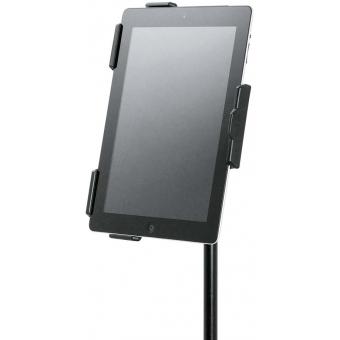 """König & Meyer 19712-300-55 - iPad stand holder - black 3/8"""" #4"""