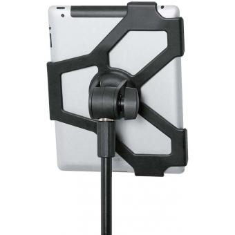 """König & Meyer 19712-300-55 - iPad stand holder - black 3/8"""" #5"""