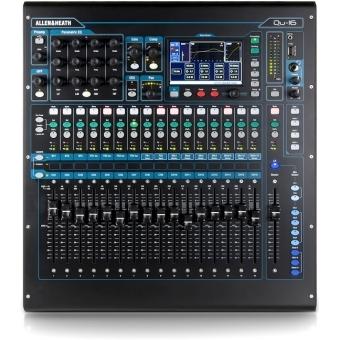 Mixer digital Allen&Heath QU-16