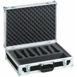 ROADINGER Microphone Case Road 7 Microphones black