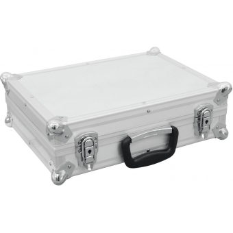 ROADINGER Microphone Case Road 7 Microphones silver