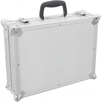 ROADINGER Microphone Case Road 7 Microphones silver #5